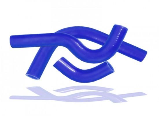 JA11用ラジエターホース青